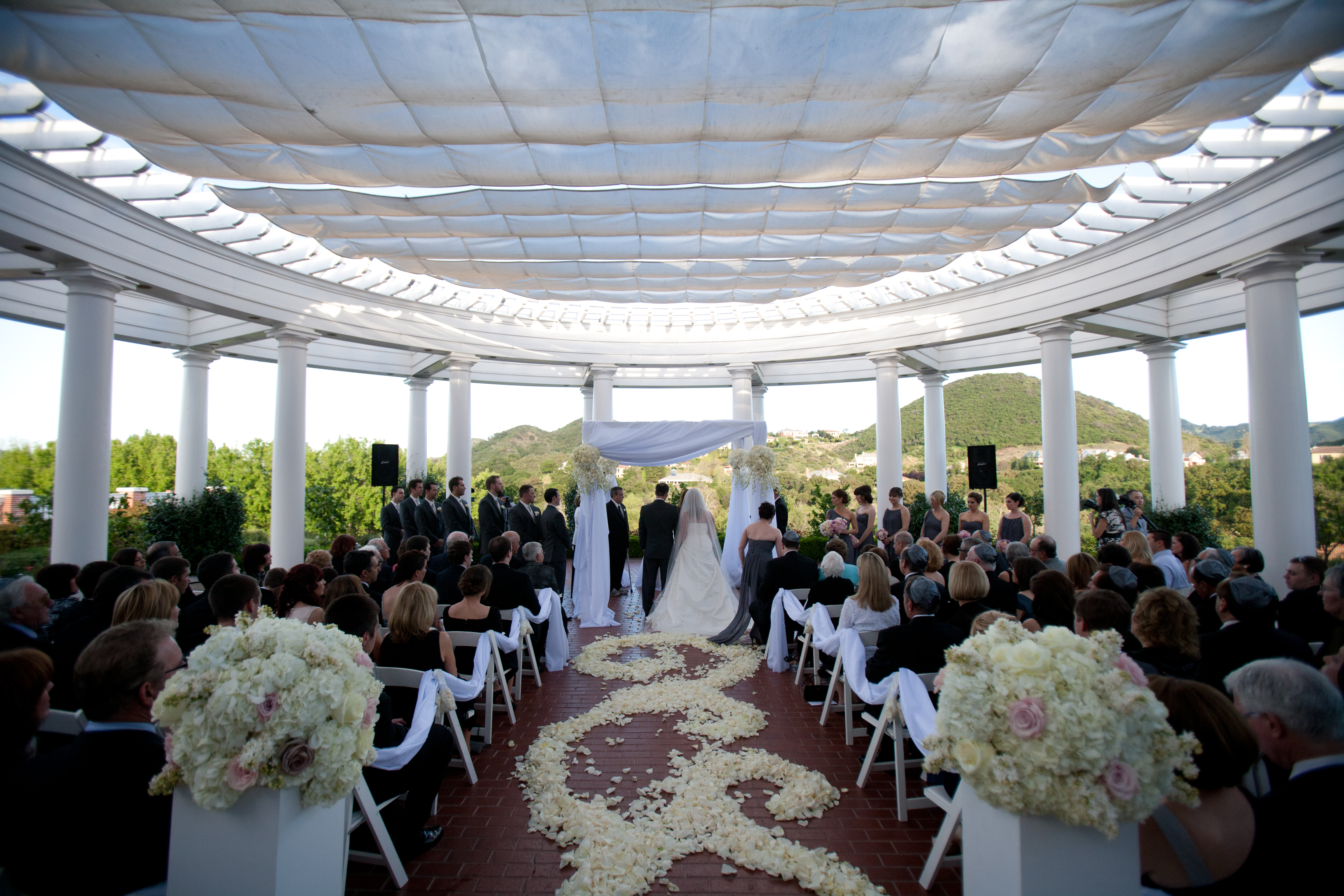 ... Katz & James Milkovich at Sherwood Country Club - Lisa Kahn Events